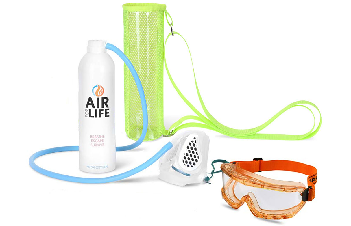 AirForLife Accessories Kit