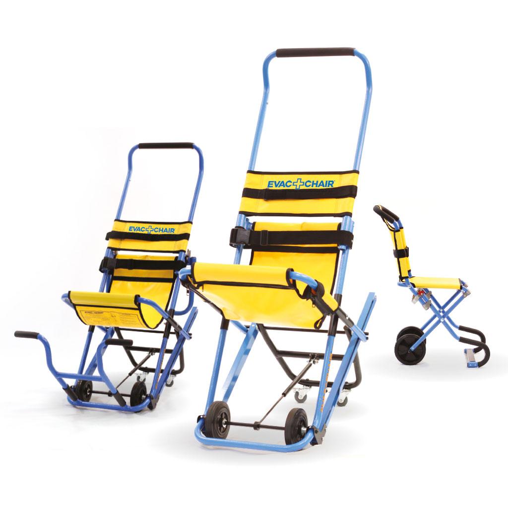 Evac+Chair | The World\'s #1 Stairway Evacuation Chair