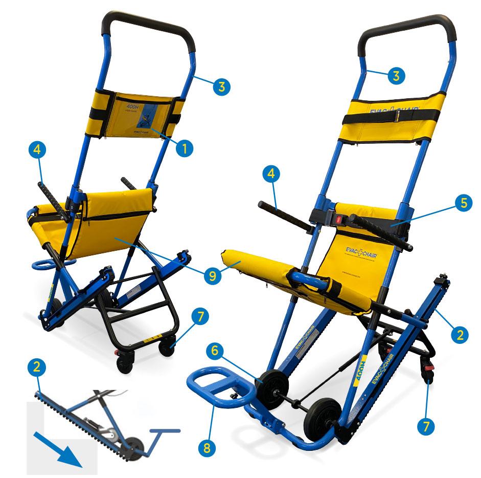 Evac+Chair-400H