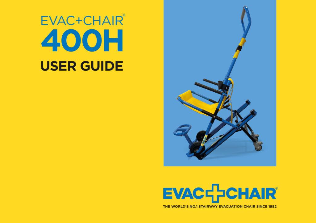 Evac+Chair-400H-User-Guide