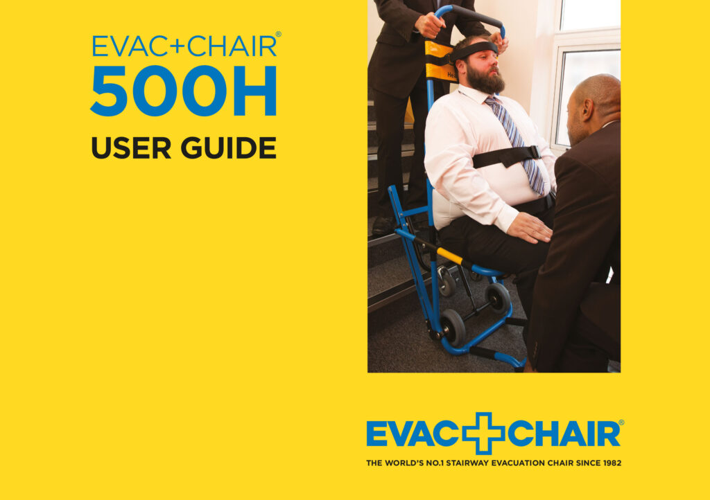 Evac+Chair-500H-User-Guide