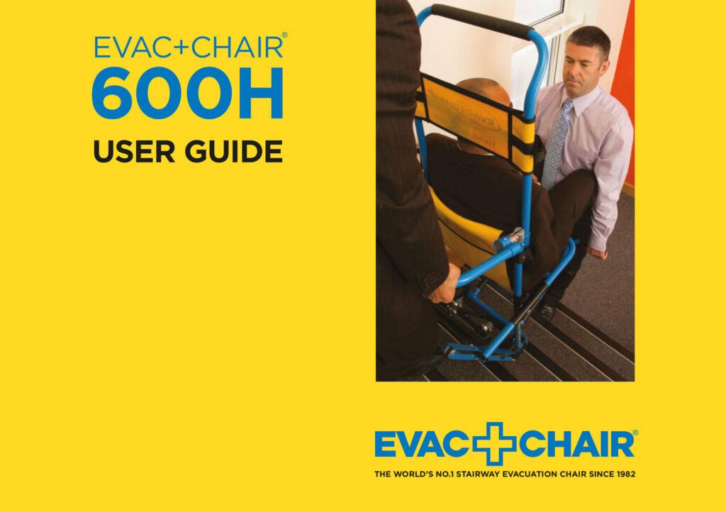 Evac+Chair-600H-User-Guide