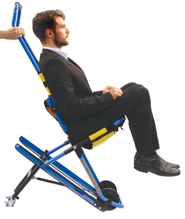 Evac Chair 500h Disabled Bariatric Evacuation Chair