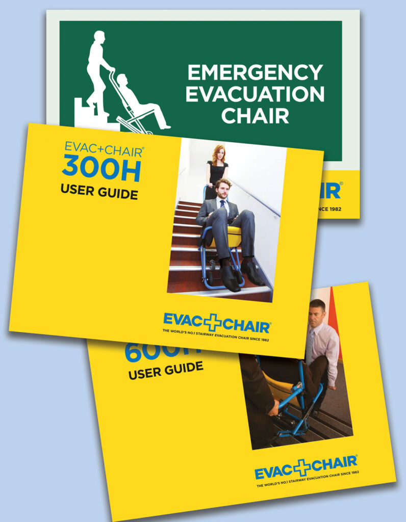 Are there any special attachments needed for the Evac+Chair evacuation chair?