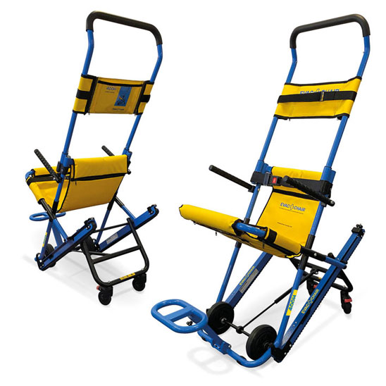 Launch of new 400H Evacuation Chair